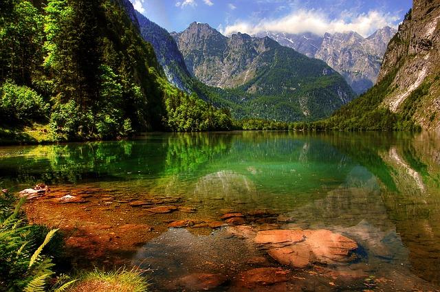 Top 10 nacionalnih parkova Nemačke