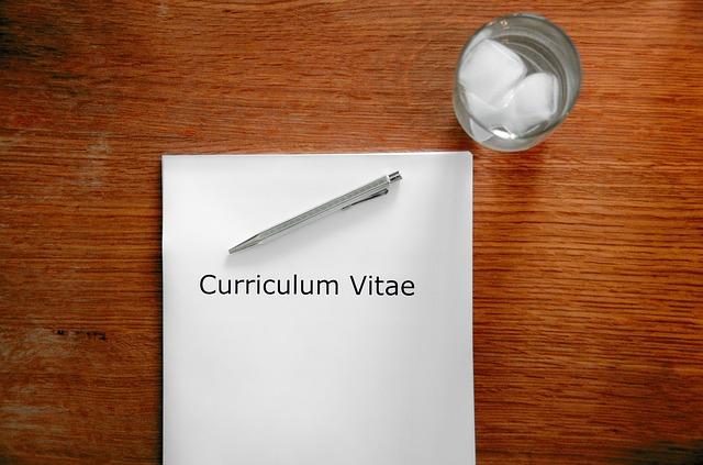 Kako napisati dobar CV na engleskom jeziku – kratak vodič